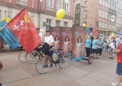 Gdańsk – parada ipiknik seniorów