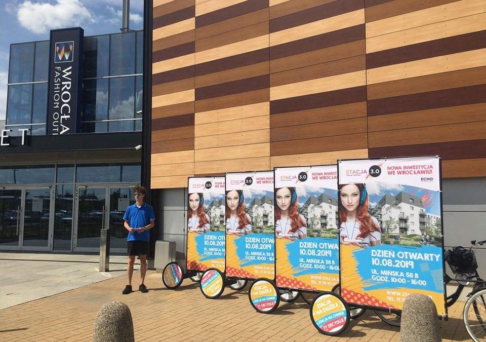 Wrocław – kampania dla developera
