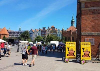 Gdynia – festiwal Globaltica
